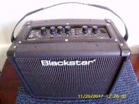 Blackstar I.D. Core 10W amp for elec/acoustic guitar, karaoke, uke, keyboards or as a P.A. system