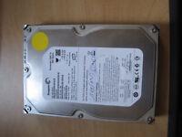 500GB Sata Hard drive for sale