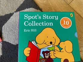 Eric Hill Spots story collection 10 books