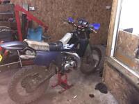 Dtr 125 spares or repair
