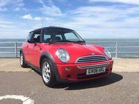 Mini Cooper, Chili Pack, MOT May 18, 59k miles, Mint £2549 O.N.O