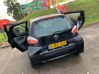 Toyota, AYGO, Hatchback, 2010, Manual, 998 (cc), 5 doors