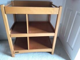 Mamas & Papas Baby Changing Table solid