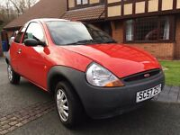 Ford KA 1.3 ltr 07/57 plate for sale £680 ono. MOT until Jan 2018 - new clutch march 2015