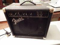 Fender Frontman guitar amplifier