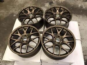 18 VMR Matt Bronze Wheels 5x112 (Volkswagen, Mercedes, Audi) Calgary Alberta Preview