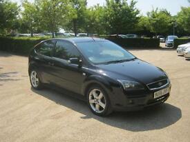 Ford Focus Titanium Tdci 3dr (black) 2006