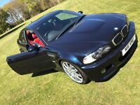 BMW e46 M3 in excellent condition