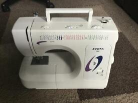 [SOLD] Janina 302 Sewing Machine