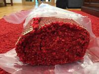 Brand new carpet Red Rug
