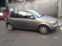 Seat arosa automatic cheap bargain quick sale not polo corsa lupo
