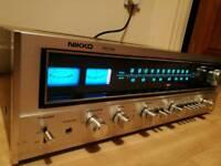Nikko 7075 stereo receiver vintage classic rare
