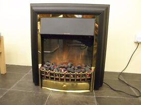 £30,Dimplex electric fire
