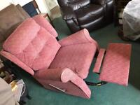Recliner harm chair nice condition