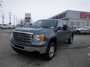 2013 GMC SIERRA 2500HD SLE | Leather | Bedliner | Bluetooth