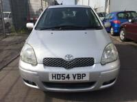 TOYOTA YARIS, 2005 MODEL, LONG MOT, ONE PREVIOUS OWNER