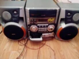 Speaker stero boom box spares/repairs