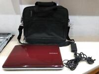 """Samsung Laptop 15.6"""" with Charger & Bag"""
