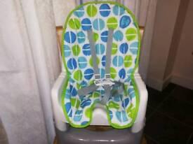 Fischer Price Space Saver High Chair