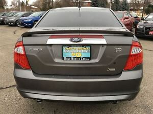 2010 Ford Fusion SEL 3.0L V6 AWD | LEATHER | NO ACCIDENTS Kitchener / Waterloo Kitchener Area image 5