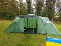 6 man trespass tent