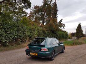 Subaru Impreza 2.0 TURBO 2000 AWD 83k Genuine Low Miles!! FSH Cambelt Replaced!!