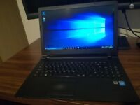 Excellent condition laptop lenovo ideapad-100-151BY 240gb SSD Drive 4gb ram 2.16GHz processor