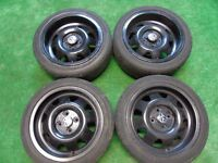 """VW GOLF MK1, MK2, MK3, POLO, LUPO 15"""" LIMITED LINE BY ATS CUP ALLOY WHEELS"""