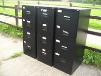 CHEAP FILING CABINETS - ALL WORK PERFECTLY - GOT SCRATCHES ETC - HENCE THEY R ONLY £29.00 EACH
