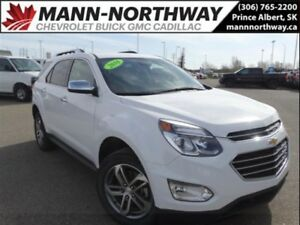 2016 Chevrolet Equinox LTZ | AWD, Navigation, Leather, Remote St