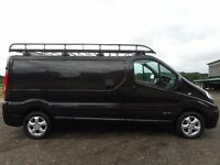 FINANCE ME!! NO VAT! Beautifull Lwb 2010 Renault trafic with only 53k, immaculate condition!