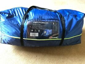 Berghaus Air Porch Tent - Inflatable