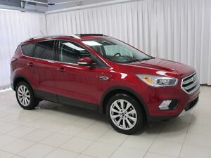 2017 Ford Escape QUICK BEFORE IT'S GONE!!! TITANIUM 4WD ECOBOOST