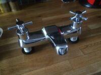 Bathroom mixer taps