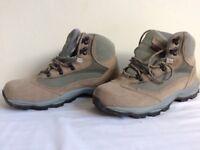 Ladies Walking Boots - Size 8