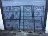 Decorative Wrought Iron 51x152 cm *reserved*