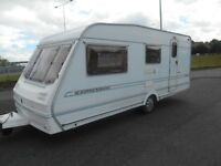 Abbey expression 4 berth,full & porch awnings, £2650