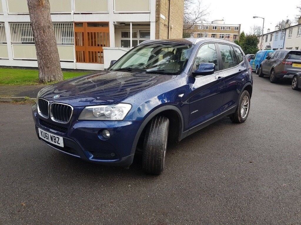 Bmw X3 Very Nice Clean Car One Owner New Shape Statr Stop Full