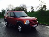 Land Rover discovery 2.7td 2006