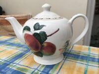 Queens Fine Bone China Large Tea Pot