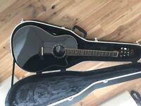 Ovation Balladeer electro-acoustic guitar