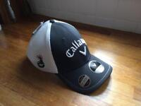 Brand new Callaway golf hat cap