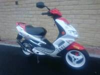 Peugeot Speedfight 2 50cc 57 Limited Edition R- Cup Model Excellent Original Condition
