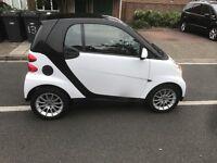 Smart Car 2010 White Bargain QuickSale