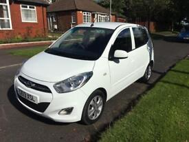 Hyundai I10 1.2 ACTIVE 5DR Automatic low miles 5521