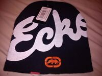 BLUE ECKO BEANIE HAT NEW WITH TAGS