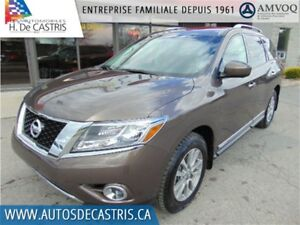 2015 Nissan Pathfinder SL*TECH PACKAGE, AWD, NAVI, CUIR, TOIT PA