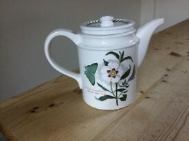 Portmeirion Botanic Garden Coffee Pot.