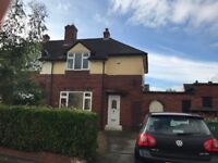 Two bedroom house, O/S parking & garden in Rothwell