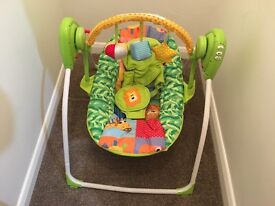 Baby Bouncer Swing and Baby Play Gym